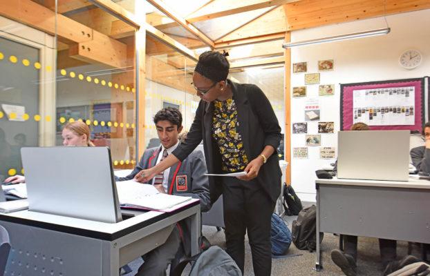 Webinar: A journey of teaching improvement and student development